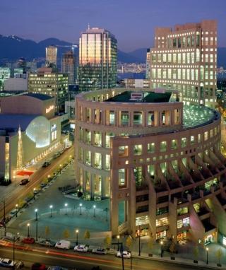 Vancouver - Obrázkek zdarma pro 132x176