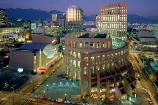 Vancouver - Obrázkek zdarma pro HTC Desire HD