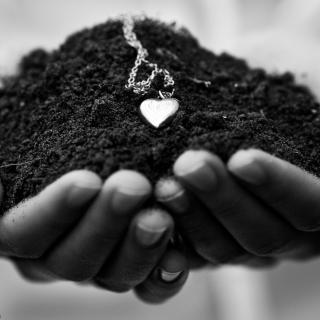 Love Earth - Obrázkek zdarma pro 1024x1024