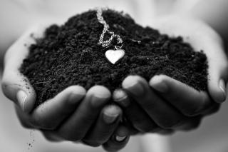 Love Earth - Obrázkek zdarma pro 1152x864