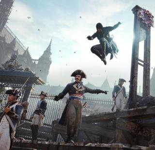 Assassin's Creed Unity - Obrázkek zdarma pro iPad Air