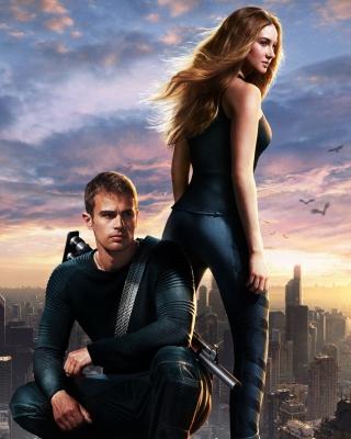 Divergent - Obrázkek zdarma pro 640x960