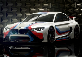 BMW Gran Turismo Background for Android, iPhone and iPad