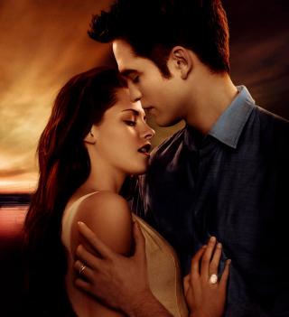 Twilight Love Triangle - Obrázkek zdarma pro iPad Air