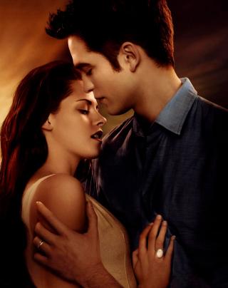Twilight Love Triangle - Obrázkek zdarma pro Nokia Asha 308