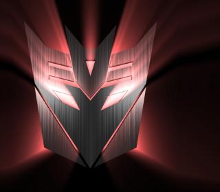 Decepticon Logo - Obrázkek zdarma pro 320x320