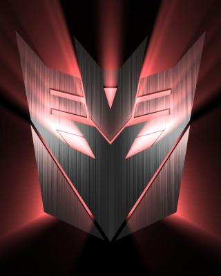 Decepticon Logo - Obrázkek zdarma pro iPhone 5