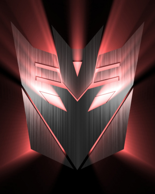 Decepticon Logo - Obrázkek zdarma pro Nokia C5-05