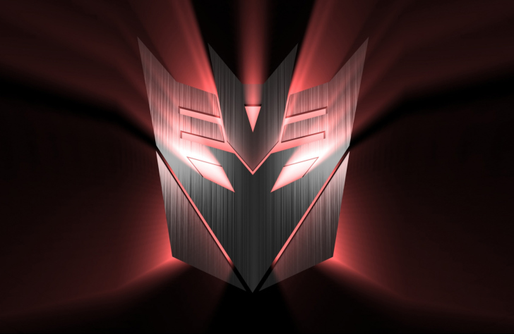 decepticon logo wallpaper android