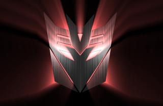 Decepticon Logo - Obrázkek zdarma pro Fullscreen Desktop 1280x1024