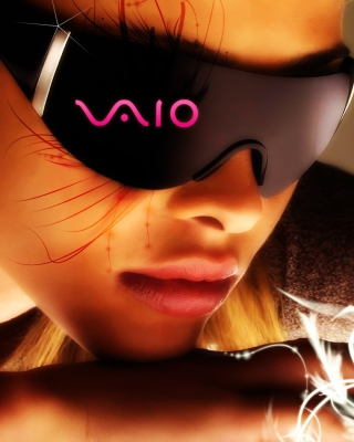 Sony Vaio 3d Glasses - Obrázkek zdarma pro 360x640