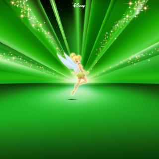 Tinker Bell - Obrázkek zdarma pro 208x208