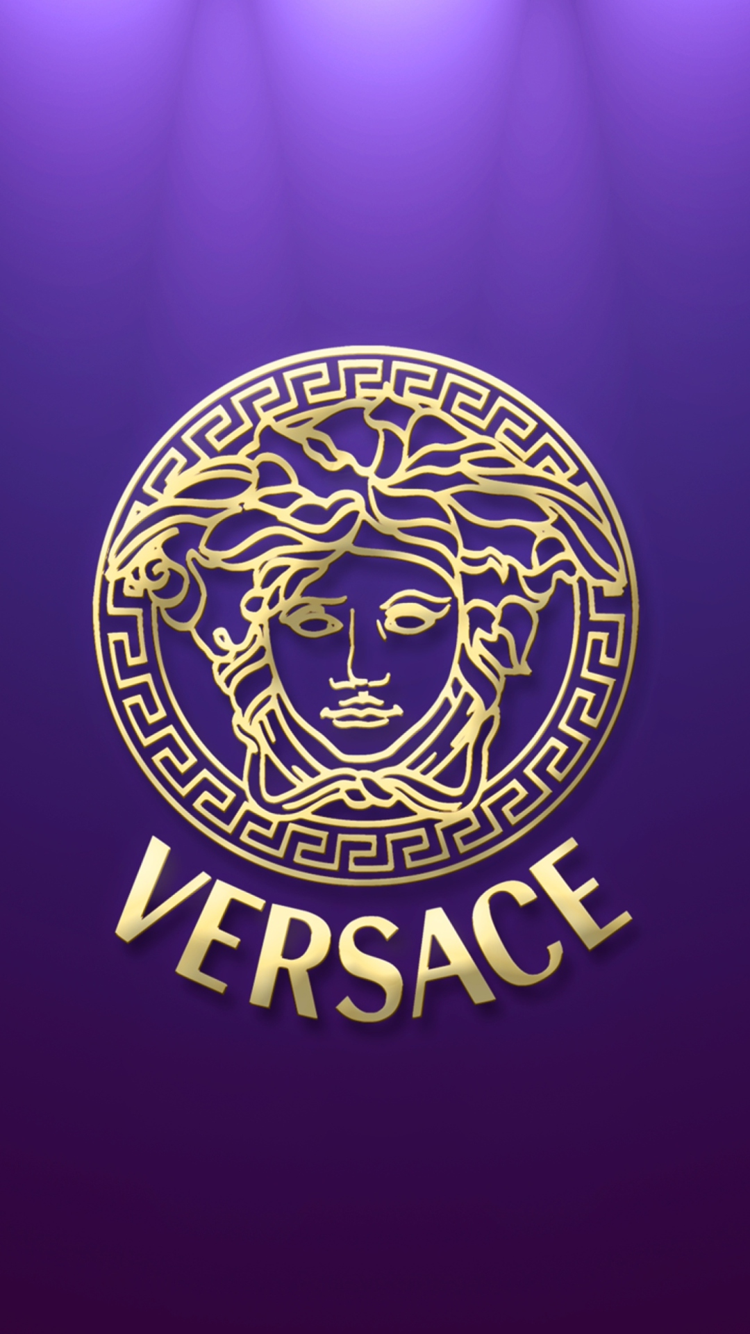 Versace wallpaper for iphone 6 plus - Versace logo wallpaper hd ...