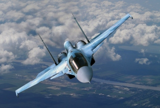 Su-35 Flanker-E Picture for Android, iPhone and iPad