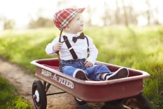 Stylish Baby Boy - Obrázkek zdarma pro Xiaomi Mi 4
