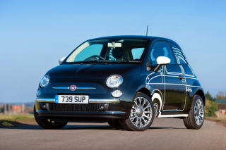 Fiat 500 2015 Wallpaper for Android, iPhone and iPad
