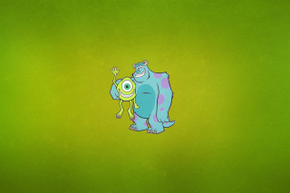 Monsters Inc Wallpaper for Android, iPhone and iPad