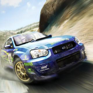 Colin Mcrae Rally - Obrázkek zdarma pro iPad Air