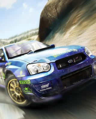 Colin Mcrae Rally - Obrázkek zdarma pro Nokia X7