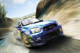 Colin Mcrae Rally - Obrázkek zdarma pro 720x320
