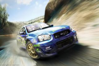 Colin Mcrae Rally - Obrázkek zdarma pro LG P970 Optimus
