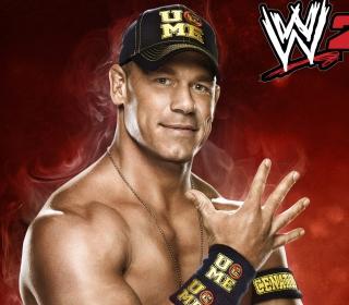 John Cena Wwe - Obrázkek zdarma pro 208x208