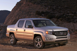 Free Honda Ridgeline Picture for Android, iPhone and iPad