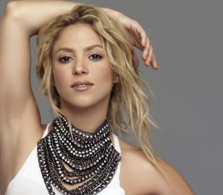 Beautiful Blonde Shakira - Obrázkek zdarma pro iPad 2