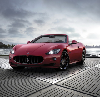 Maserati - Obrázkek zdarma pro iPad 2