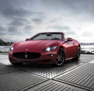 Maserati - Obrázkek zdarma pro iPad mini 2