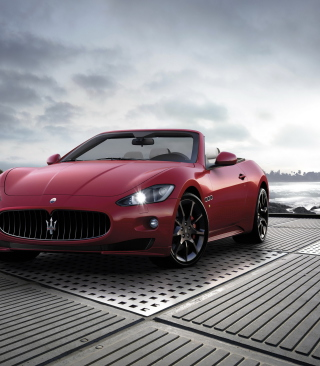 Maserati - Obrázkek zdarma pro Nokia Lumia 920T