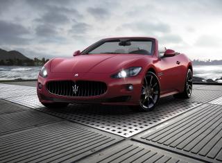 Maserati - Obrázkek zdarma pro 800x600
