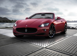 Maserati - Obrázkek zdarma pro Samsung Galaxy S4
