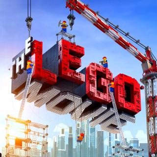 The Lego Movie - Obrázkek zdarma pro 1024x1024