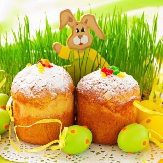Easter Wish and Eggs - Obrázkek zdarma pro iPad