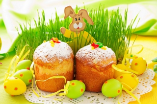 Easter Wish and Eggs - Obrázkek zdarma pro Widescreen Desktop PC 1920x1080 Full HD