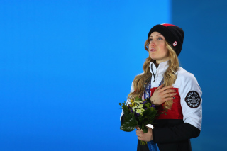 Justine Dufour-Lapointe Canada Picture for Android, iPhone and iPad
