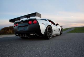 Corvette Z06 - Obrázkek zdarma pro 1680x1050