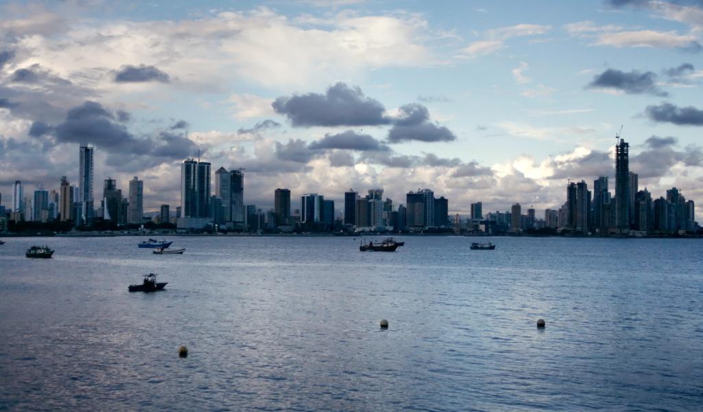 Screenshot №1 pro téma Panama City 1024x600