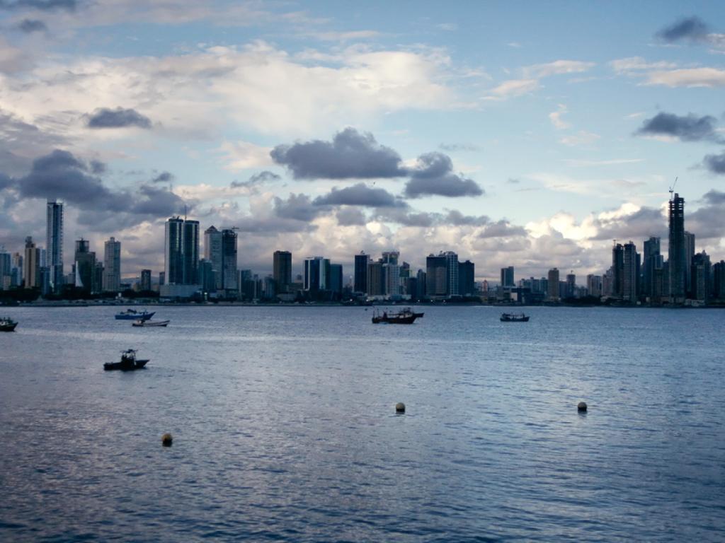 Screenshot №1 pro téma Panama City 1024x768