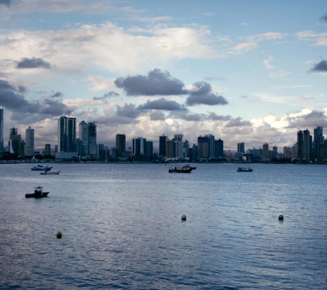 Screenshot №1 pro téma Panama City 1080x960