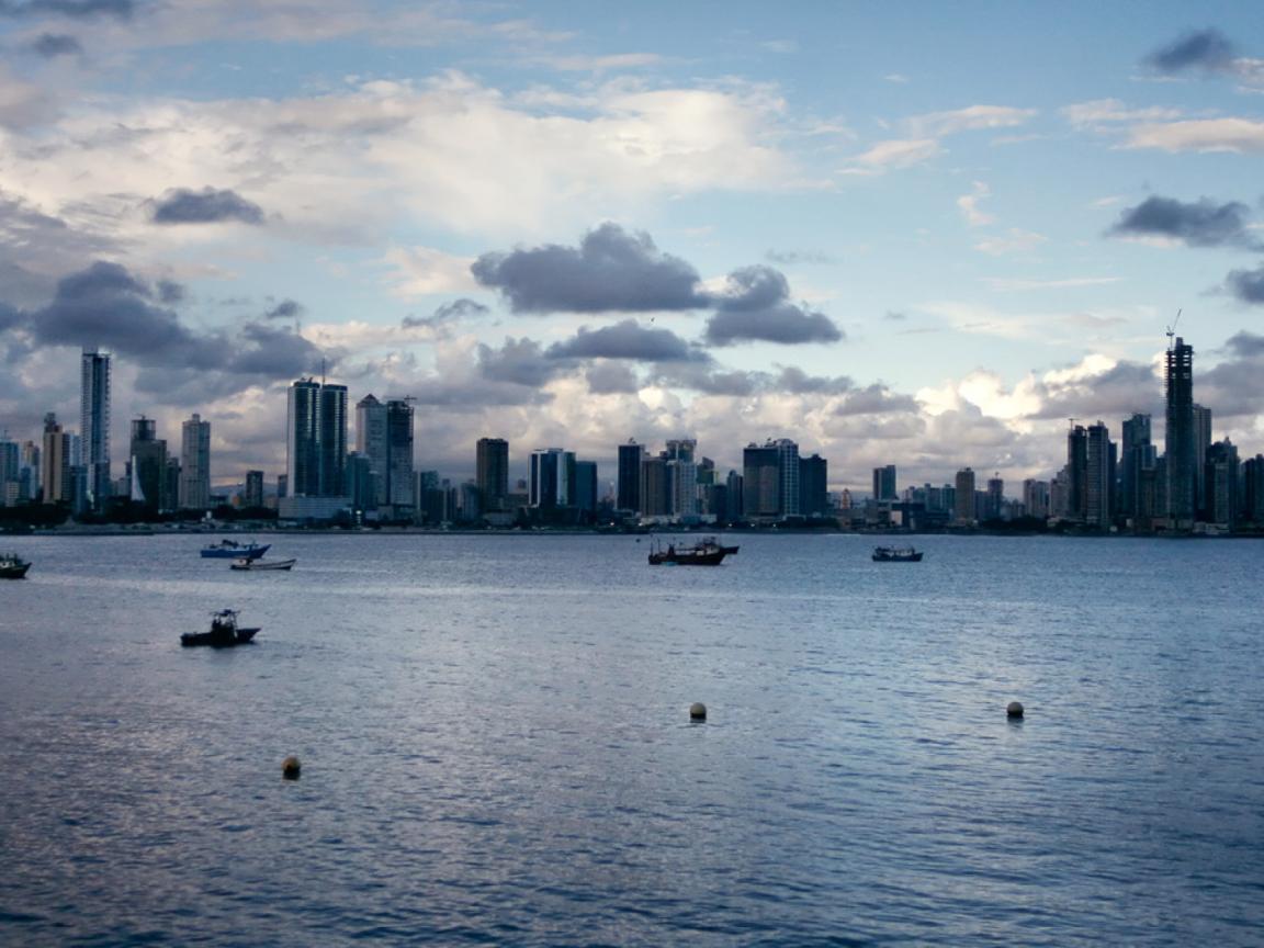 Screenshot №1 pro téma Panama City 1152x864