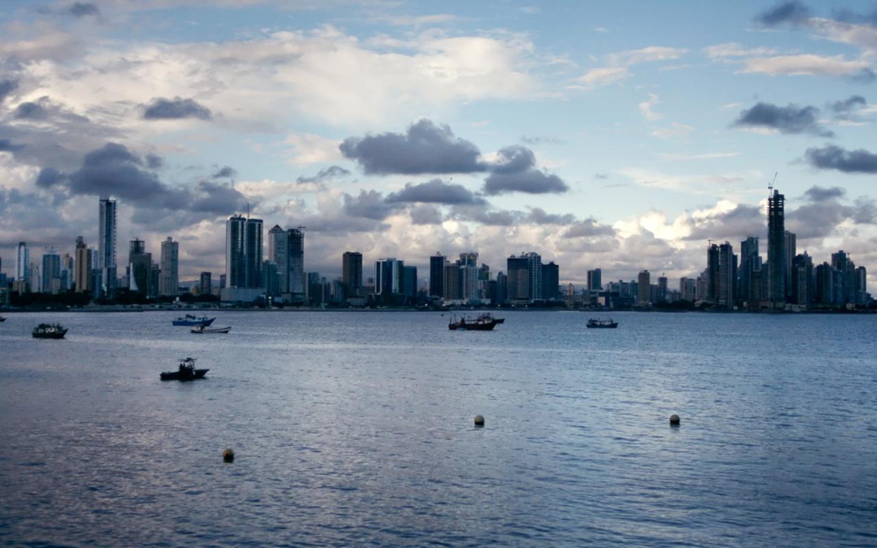 Screenshot №1 pro téma Panama City 1280x800
