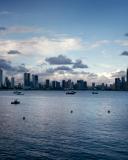 Screenshot №1 pro téma Panama City 128x160