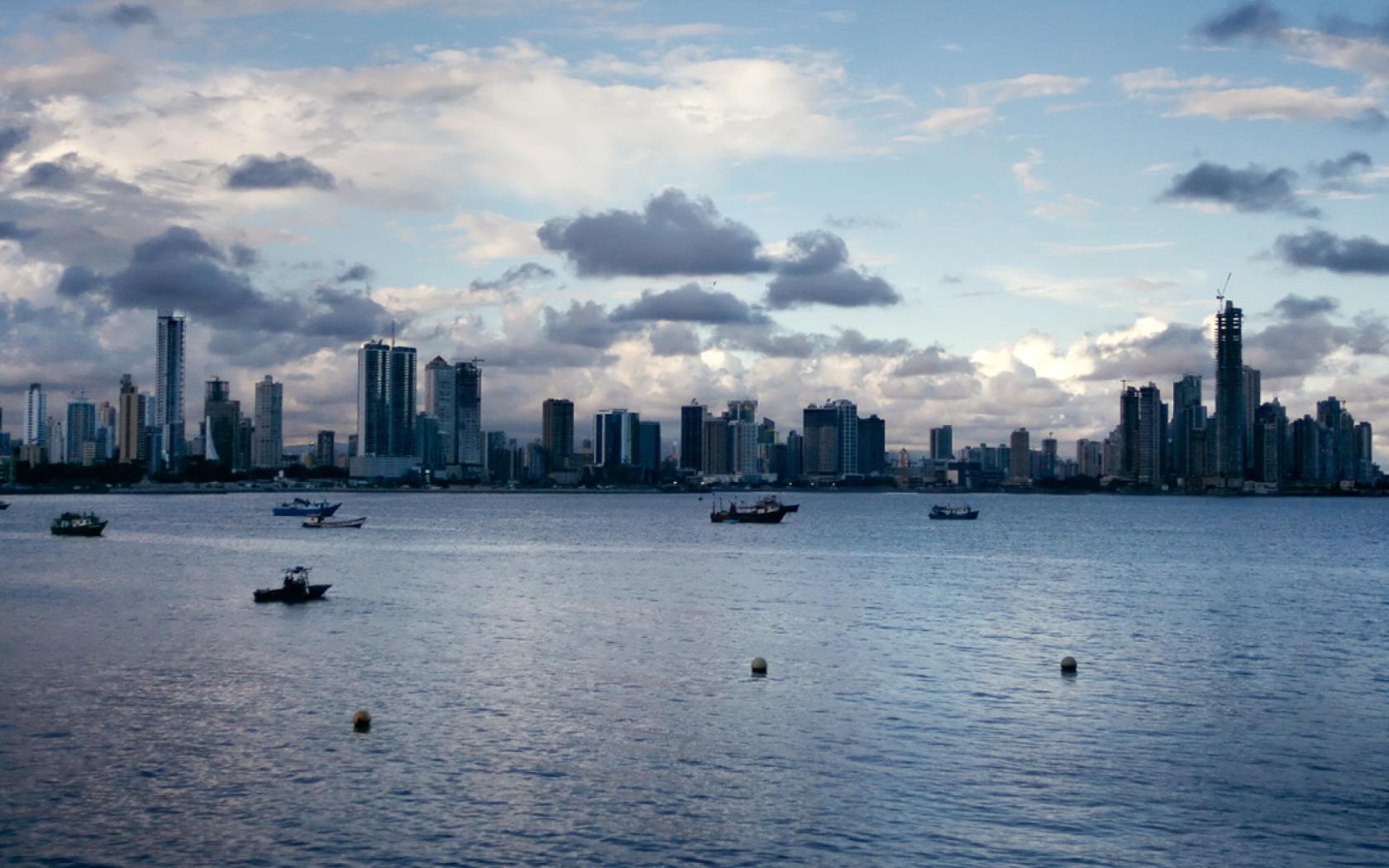 Screenshot №1 pro téma Panama City 1680x1050