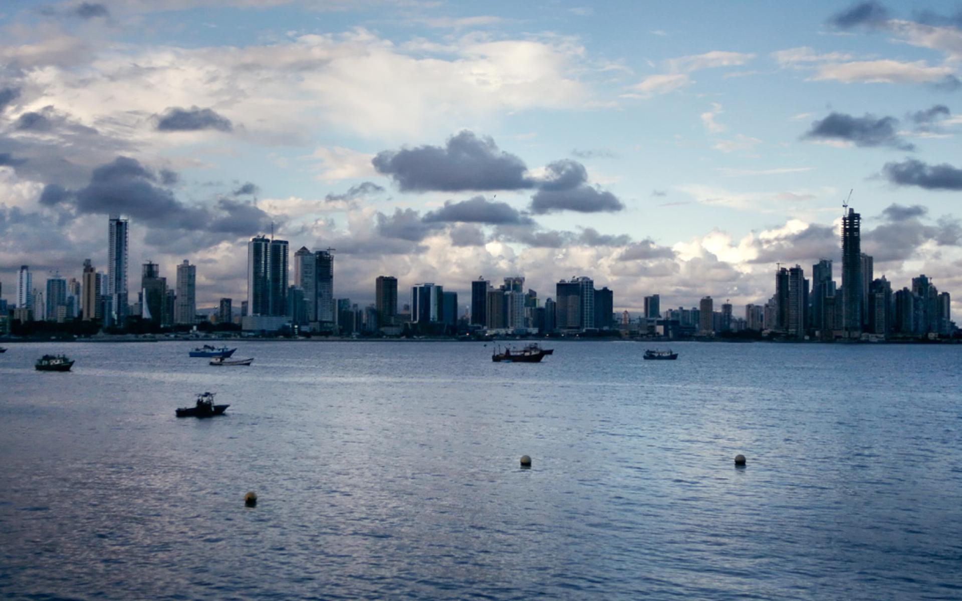 Screenshot №1 pro téma Panama City 1920x1200