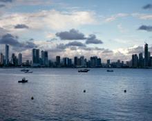 Screenshot №1 pro téma Panama City 220x176