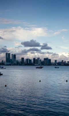 Screenshot №1 pro téma Panama City 240x400