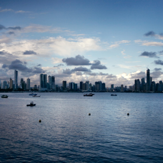 Screenshot №1 pro téma Panama City 320x320