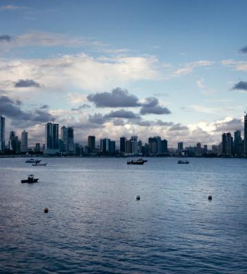 Screenshot №1 pro téma Panama City 360x400